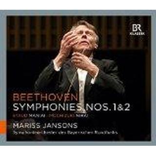 Symphonieorchester des Bayerischen Rundfunks - Beethoven:Symphonies 1 & 2 [Mariss Jansons , Symphonieorchester des Bayerischen Rundfunks ] [BR KLASSIK: 900138]